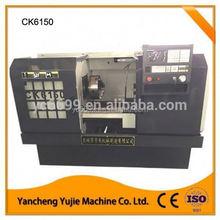 Big bore bed type universal cnc lathe machine CJK6150B-2