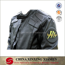 New design Leather motorcycle Jacket