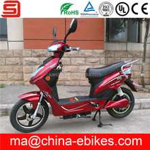 2014 super speed electric moped with rear box(JSE210-19)