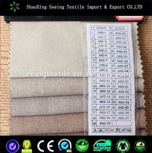 fdy polyester fabric men fashion jeans trousers/fabric flower manufacturing