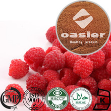 First of all, i would like to introduce more abouISO Kosher Certificate 5% Flavone Raspberry Extract, 4:1Raspberry Ketone Powder