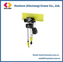 CE Certificated New Design 500kg Electric Chain Hoist
