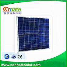 55W solar panel with cheapest price ,ce,fcc,IECS,approval
