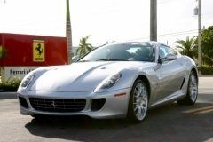 Used 2007 Ferrari 599 GTB Fiorano Car
