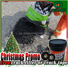 Go Green asphalt cold patching material / cold asphalt / asphalt repair