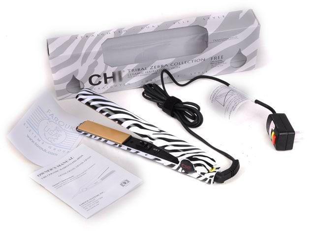 Утюжок для выпрямления волос ch1 10