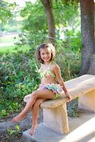 Very hot sexy girl wear latest kids girls swimwear for children