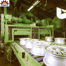 Long-lasting Wheel Hub Shot Blasting Machine for Aluminum Alloy (DHH)