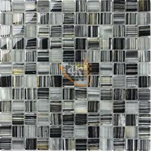23CHP82 23x23mm cristal raya mosaico