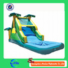 customized water -proof water slides inflatable /giant inflatable water slide for adult