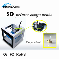 Himalaya large laser metal filament 3d printer