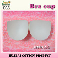 China foam bra pads wholesale sweat absorbent pad for sexy bikini