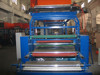 600mm width Precision double roller coating machine with pvc machine