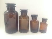 wholesale bottle glass and reagent bottle , reagent bottleclear and glass reagent bottle hot sale