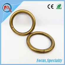 2015 New Custom Open 0 Ring Buckle /Metal Ring for Bag