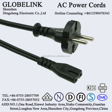 H03VV2-F 2*0.75-1.0mm2 Power Tools Europe VDE approved power cords