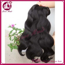 Supplier Remy 6A Wholesale wavy indian hair cheap