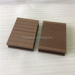 Waterproof Plastic composite wood boards decorated wpc flooring