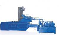 Manufacturer Selling Automatic Hydraulic Metal Baler