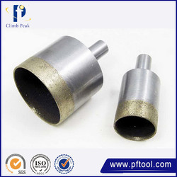 Newest design high quality top grade diamond drill bit for concrete and asphalt