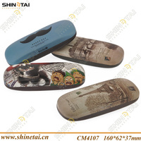 New Style Metal Eyeglass case for optical