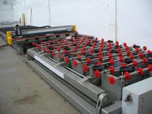 Zmca2620 CNC automática máquina de corte de vidrio / cristal cortador 2440 x 1830 mm