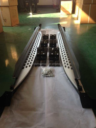 high quality running board for Chevrolet Captiva