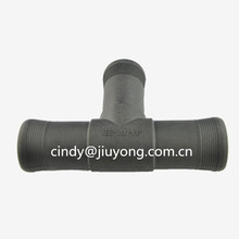 TEE Plastic coupling PP quick coupling