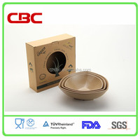 suitable unique bamboo bowl in China