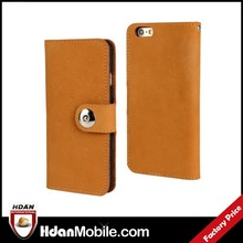 2015 cell phone case for iphone 6 thin case cover leather