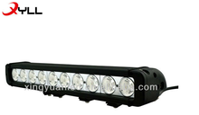 17.2 inch 100W led working light bar , offroad led working lamp , spot or flood beam working light