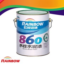 Cheap interior decoration coating with environment water base matt cement paint