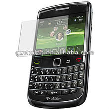 Fingerprint resistance LCD screen protective shield for Blackberry 9700