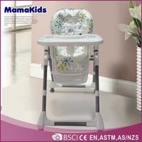 Plastic baby feeding chairs 2015 wholesale folding cheap baby's furniture