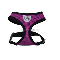 My Pet Breathable Air-mesh dog harness VP-HCY1022 in Color Purple