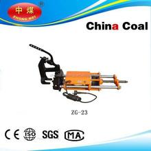 Gasoline Rail Drill Machine, Ideal for Railway Repaire