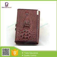 2015 rich for design women's leather hard case wallet
