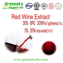 High Quality Natural Red Wine Extract