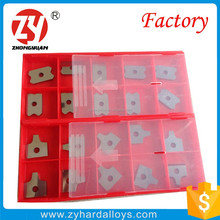 K30 woodworking tungsten carbide wood turning tools