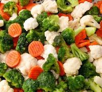 frozen california mixed vegetable