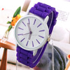 Manufacturer from china Bright Color Mens Silicone Watches