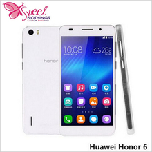 Huawei Honor 6 Kirin 920 Octa Core 1.7GHz 4G WCDMA 3GB RAM 5Inch FHD 13MP Android 4.4 Dual SIM Mobile Phone In Stock