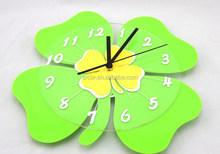 upmarket acrylic george nelson clock