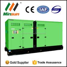 USA OEM 80kw 100kva generator price of fuel consumption