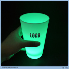 2015 Wholesale Best Sale LED Light Up Cup Led Flashing Cup For Party & Bar