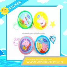 Promotional kids toy stamp PINK PIG stamp