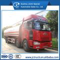 Capacidade do tanque de combustível do caminhão/petroleiro reabastecer 33000l faw caminhão petroleiro dimensões