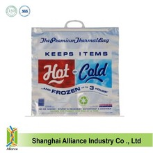 Custom plastic insulated aluminum cooler bag thermal bag ALD845