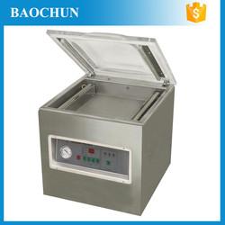 DZ400A SINGLE Chamber Automatic meat vacuum packing machine
