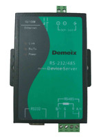 Demeix Serial Device Server, 2 port,UART to ethernet,Communication equipment